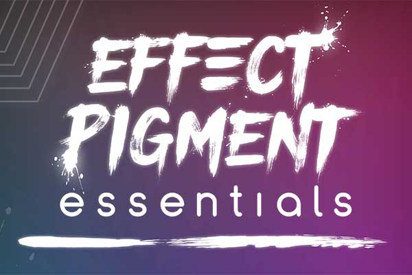 Essentials of Effect Pigments (infographic)