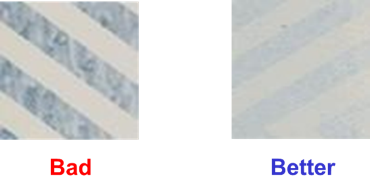 Opacity of a coating judged on a black-and-white card - learn more about the optical properties of coatings pigments in the Prospector Knowledge Center.
