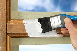 Interior architectural paints performance properties include resistance to burnishing and block resistance, which occurs with painted doors or windows and their frames, particularly in hot and humid climates.