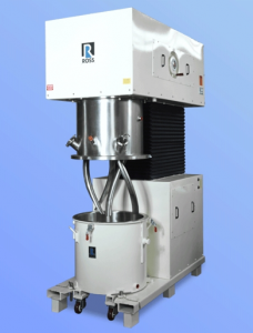 Charles Ross & Son Double Planetary Mixer - learn more about high speed mixers for paints, inks and coatings in the Prospector Knowledge Center.