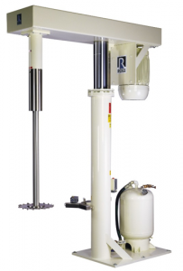 Charles Ross & Son High Speed Disperser mixer - learn more about high speed mixers for paints, inks and coatings in the Prospector Knowledge Center.