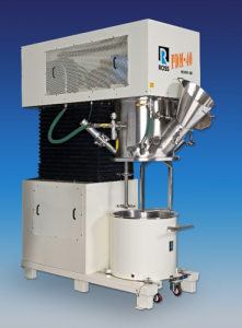 Charles Ross & Son Planetary Mixer - learn more about high speed mixers for paints, inks and coatings in the Prospector Knowledge Center.