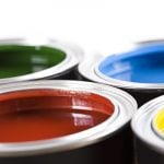 Cans of paint - Learn how to use a starting formula