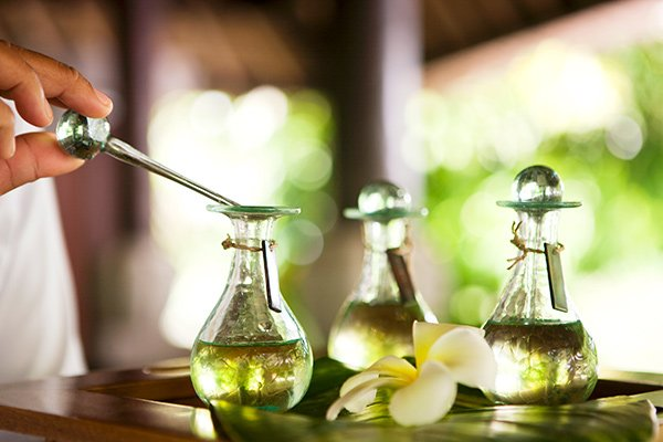 Natural Based Cosmetic Oils, Waxes, and Essential Oils